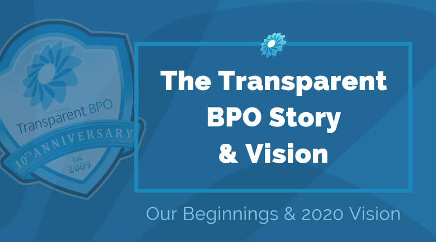 The Transparent BPO story