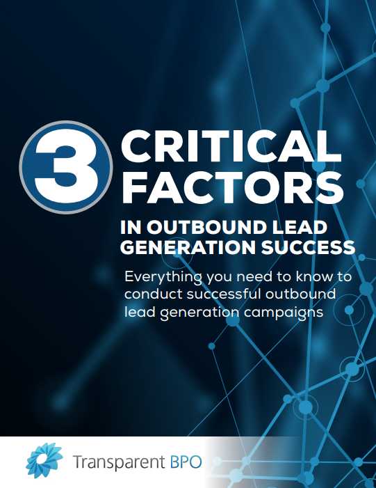 Outbound lead generation success guide