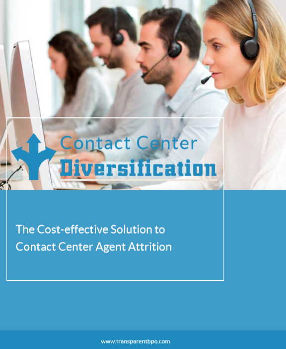 Contact center diversification