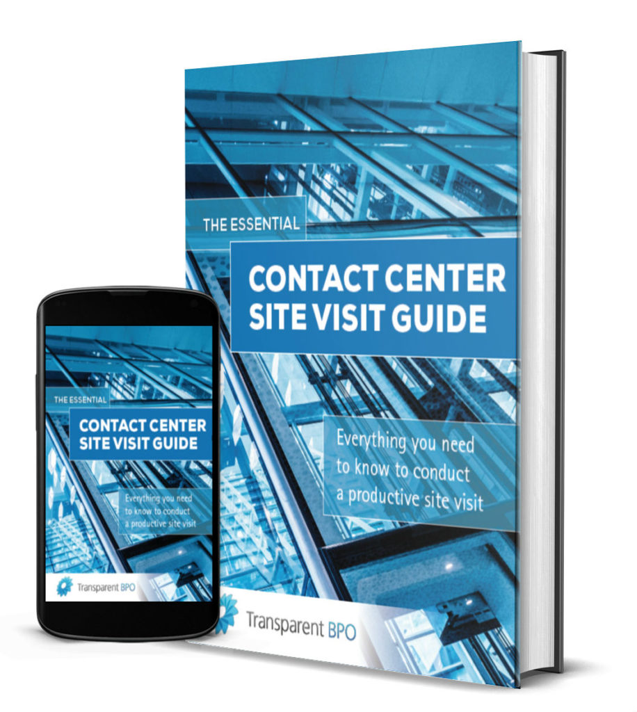 Essential contact center site visit guide