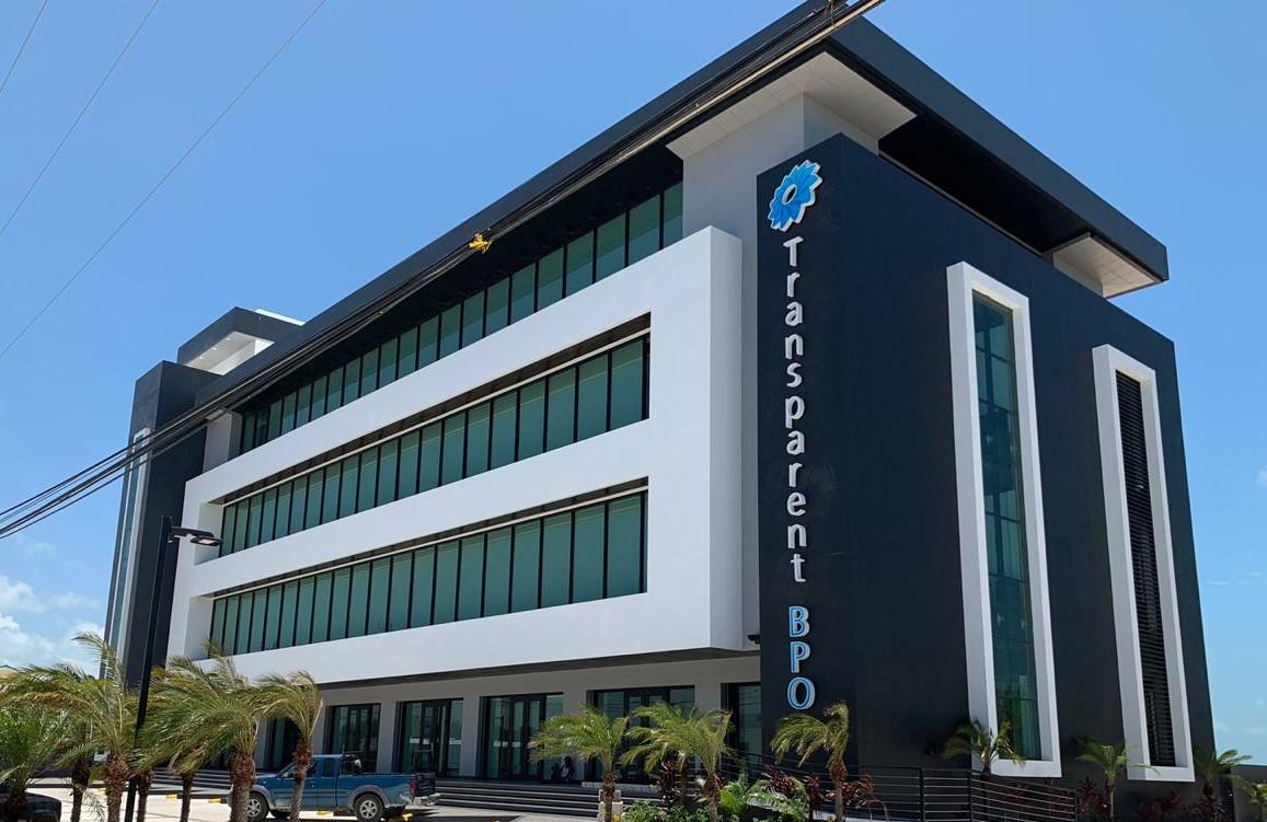 Transparent BPO Seaside operations center