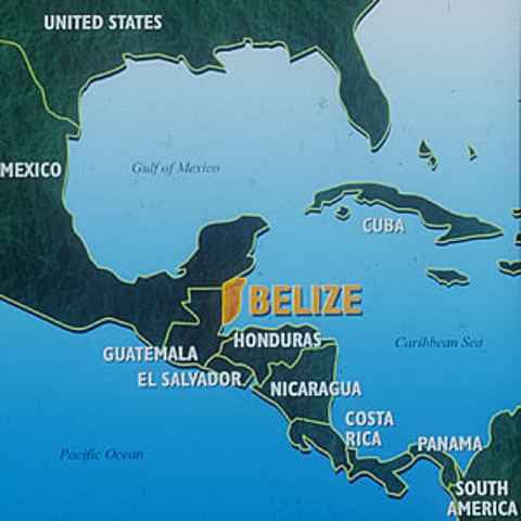 Where is Belize?